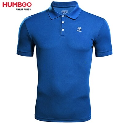 Humbgo men's short sleeve polo shirt