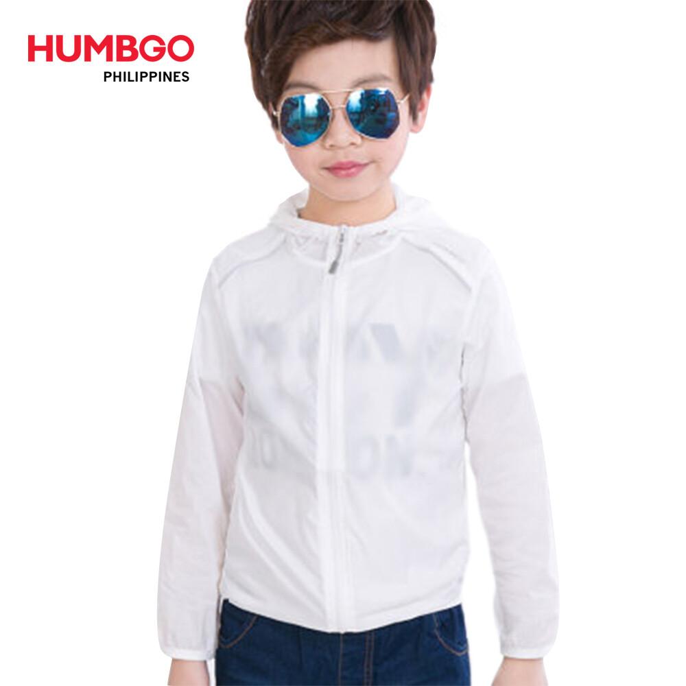 Humbgo childrens Anti-UV ultra thin sun jacket