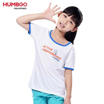 Humbgo quick dry shirt for children
