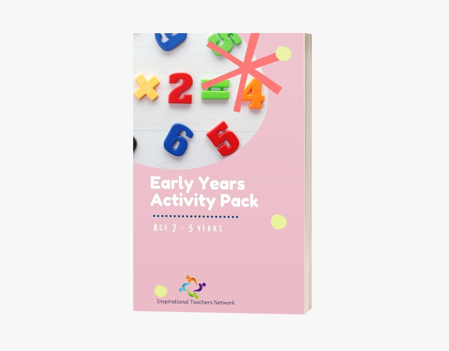 Early Years Weekly Learning Pack (2-3 years)