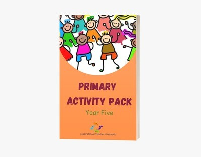 Primary Two Weekly Learning Pack