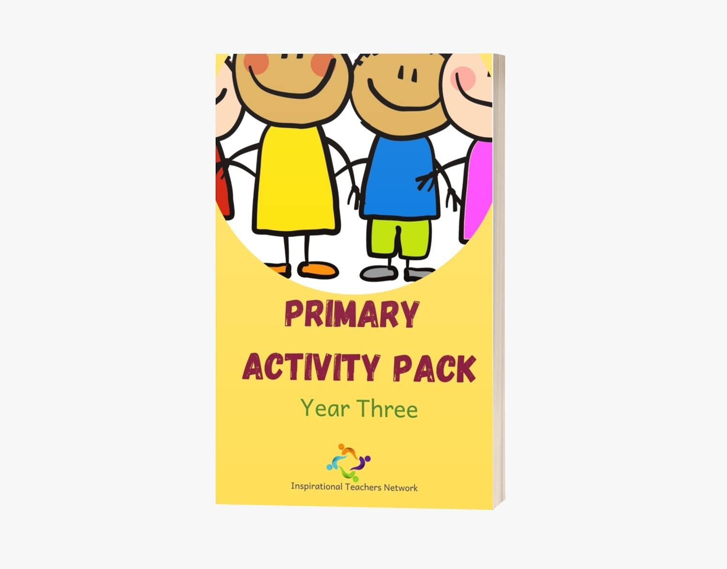 Primary Three Weekly Learning Pack