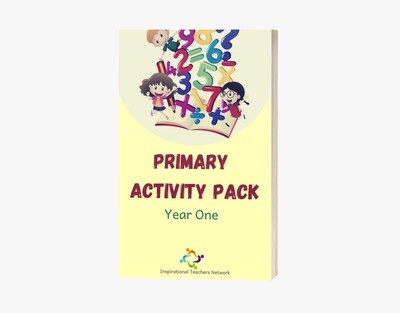 Primary One Weekly Learning Pack