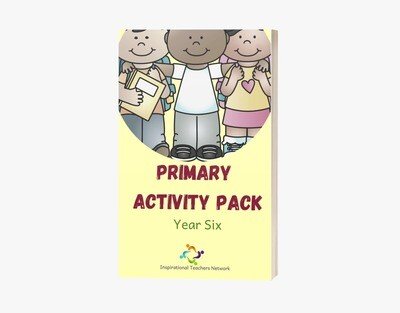 Primary Six Weekly Learning Pack