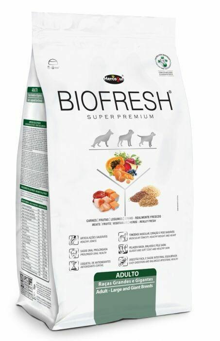 Biofresh Adulto raza Grande 12 kilos