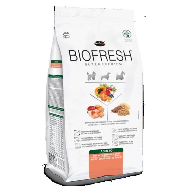 Biofresh Adulto Raza Pequeña 7.5 kilos