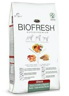 Biofresh Senior Raza Grande 12 Kilos