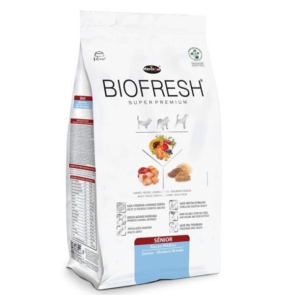 Biofresh Senior Raza Mediana 7.5 Kilos