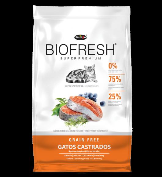 Biofresh Gato Castrado 7.5 kilos