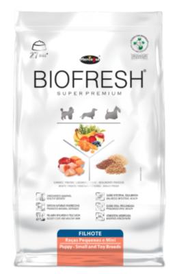 Biofresh Cachorro Raza Pequeña 3 Kilos