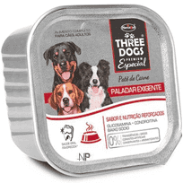Three Dogs Paladar Exigente