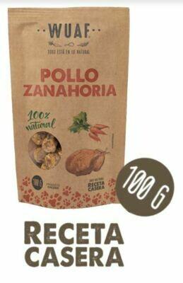 Snack Perro Pollo Zanahoria
