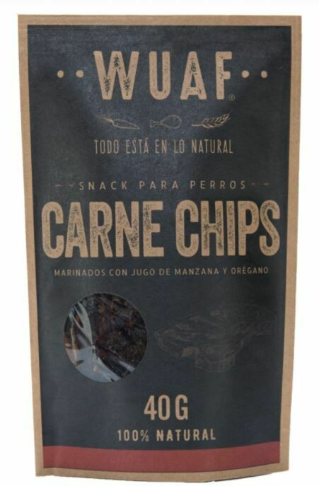 Snack Perro Chip Carne