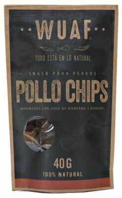 Snack Perro Chip Pollo