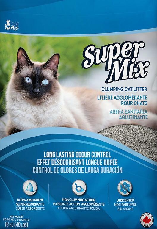 ARENA SUPER MIX CATIT LOVE 18,1 Kg.