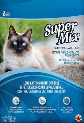 Arena Catit Super Mix 18,1 Kg.