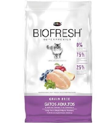 Biofresh Gato Adulto 7,5 Kg.