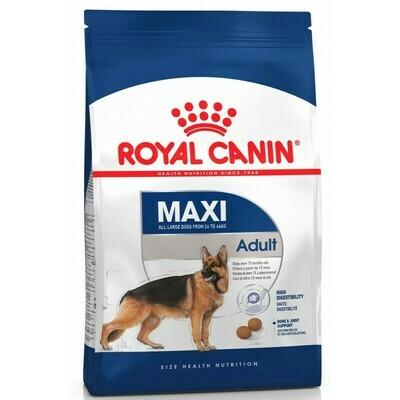 Royal Canine Maxi Adult 15 Kg.
