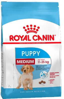 Royal Canin Mediun Puppy de 2,5 Kg