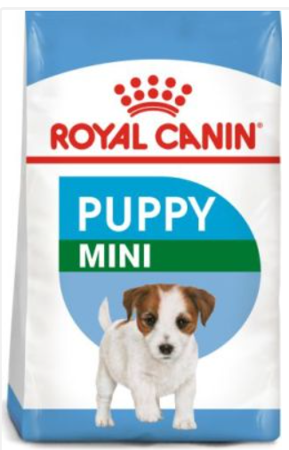 Mini Puppy de 7,5 Kg