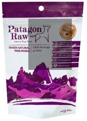 Patagon Raw  Snack para Perro - Pavo  40 Gr.