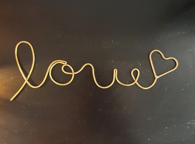 Déco murale Love