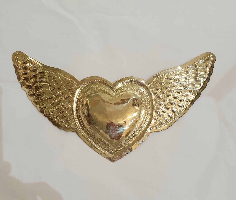 Coeur sacré ailes