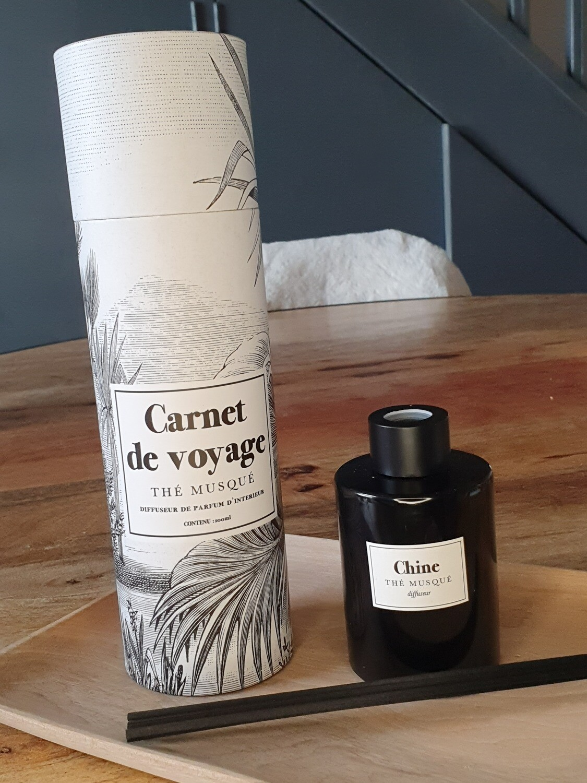 Diffuseur parfum ambiance Thé musc