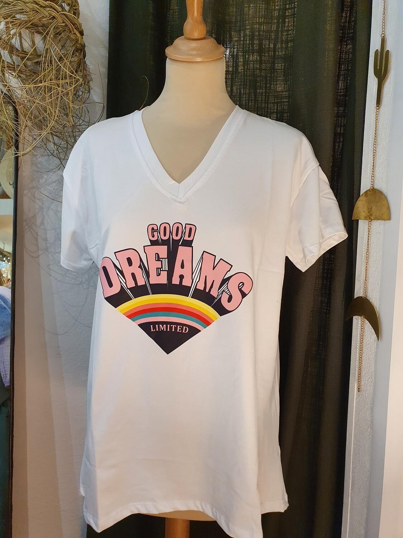 Tee shirt Good Dreams