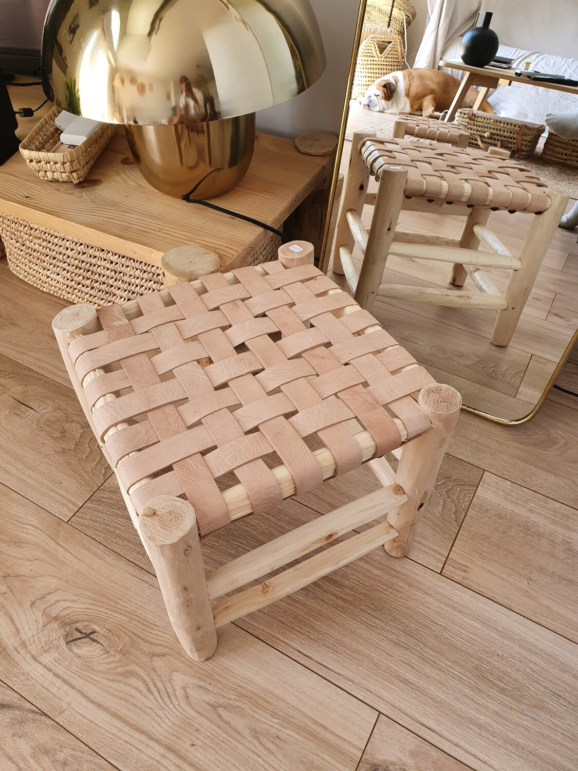 Tabouret taille normale
