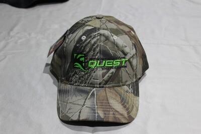 Sportsman's Quest Outdoors Flex-Strap Logo Hat