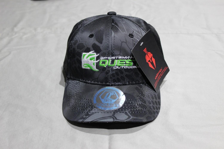Sportsman's Quest Outdoors Velcro Logo Hat