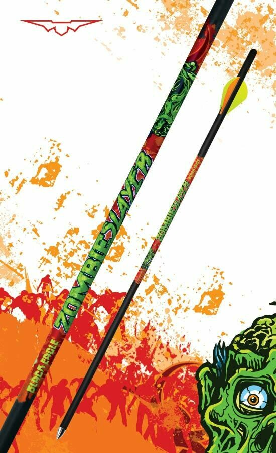 Zombie Slayer Crossbow Bolts