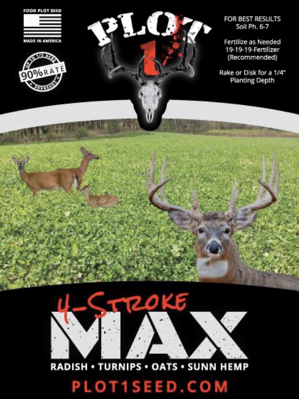 4 Stroke Max