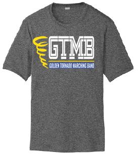 GTMB Moisture Wicking Short Sleeve T Shirt A XLARGE