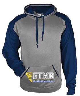 GTMB Moisture Wicking Hoodie- A 4XLARGE