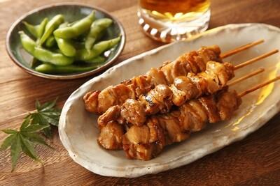 Paprika Chicken Skewers (4)