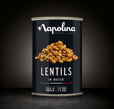 Lentils (400g)