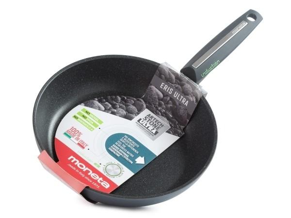 Сковорода Moneta антипригарная Eris Ultra, 24 см, индукция, арт. M2590124