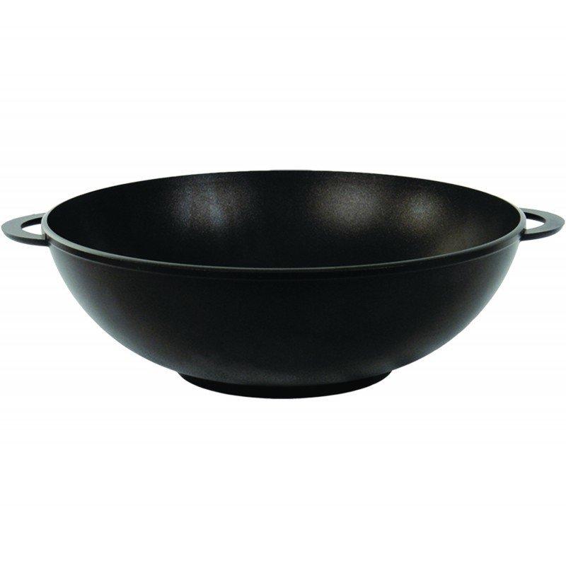 Сковорода Вок, с ручками, без крышки, 28 см., арт. 2803П