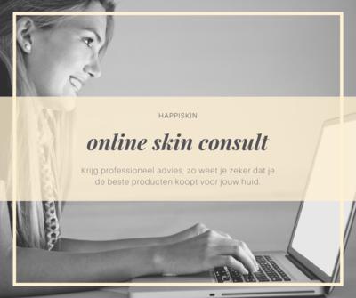 Online Skin Consult 20min.