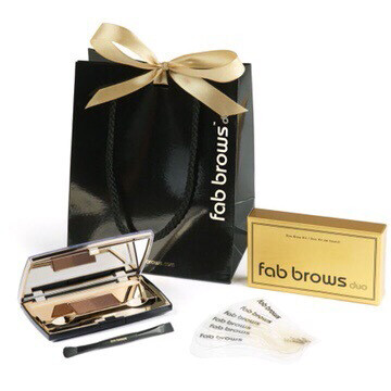 Fab Brows Duo Dark/Chocolate