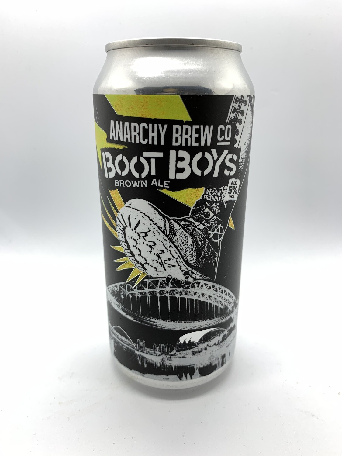 Anarchy - Boot Boys