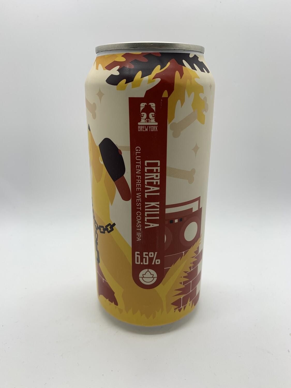Brew York - Cereal Killa