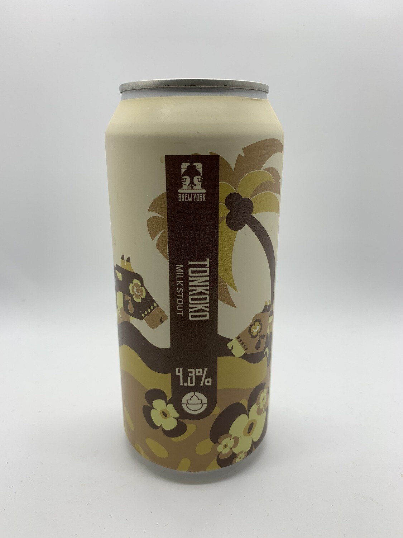 Brew York - Tonkoko