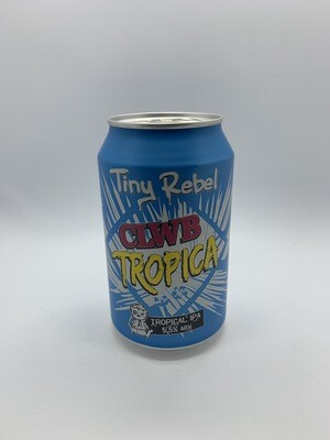Tiny Rebel - Clwb Tropica