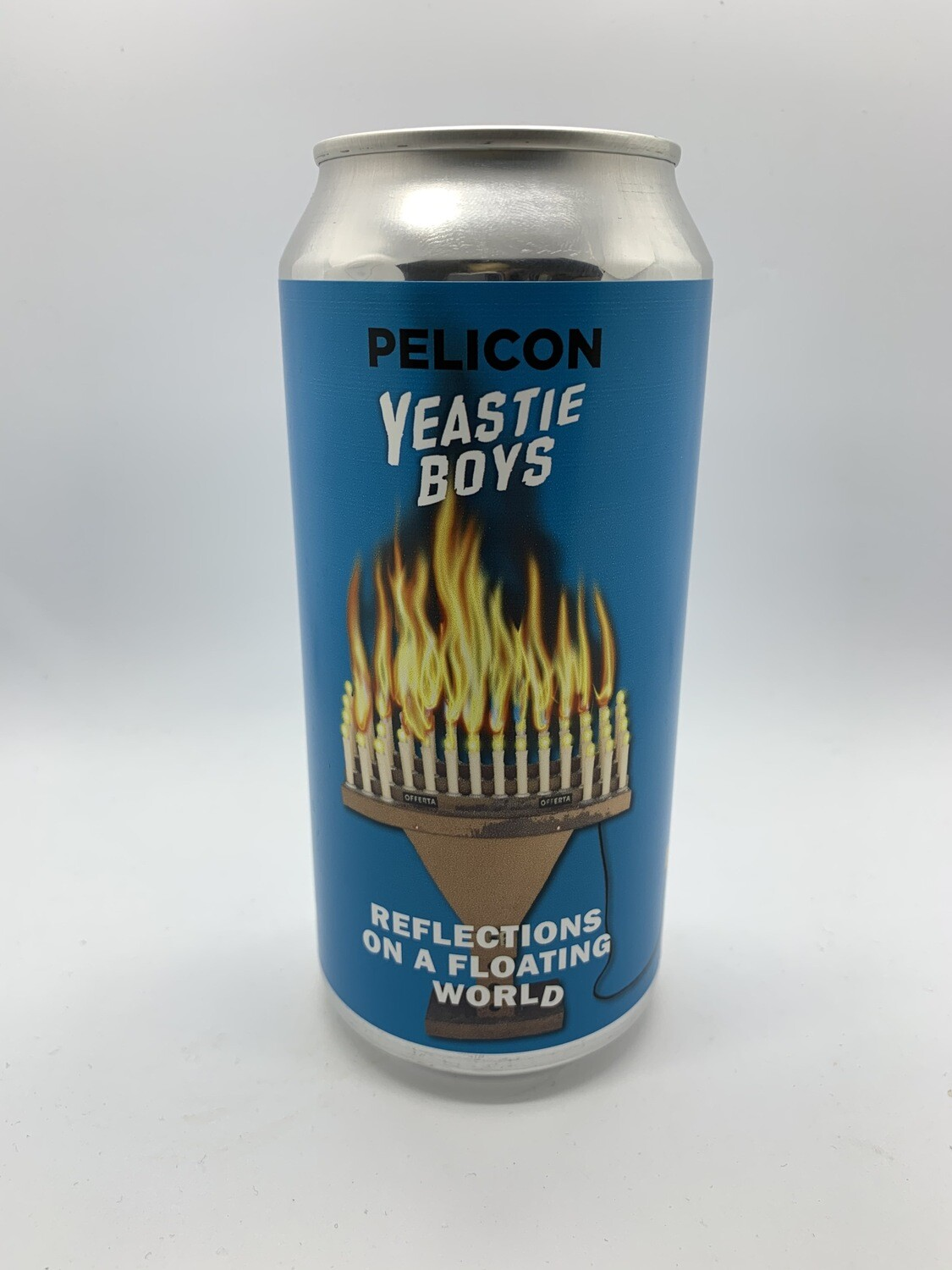 Yeastie Boys - Reflections on a Floating World