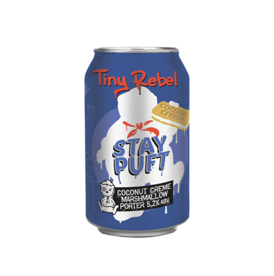 Tiny Rebel -Stay Puft Imperial Coconut Creme
