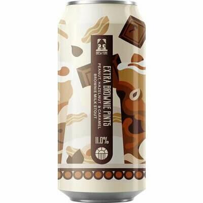 Brew York - Extra Brownie Pints
