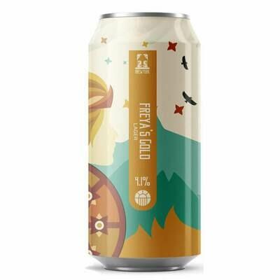 Brew York - Freya's Gold